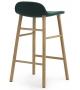 Form Normann Copenhagen Upholstered Stool