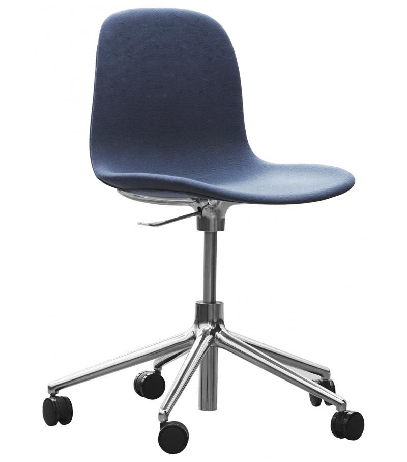 Form Normann Copenhagen Upholstered Chair