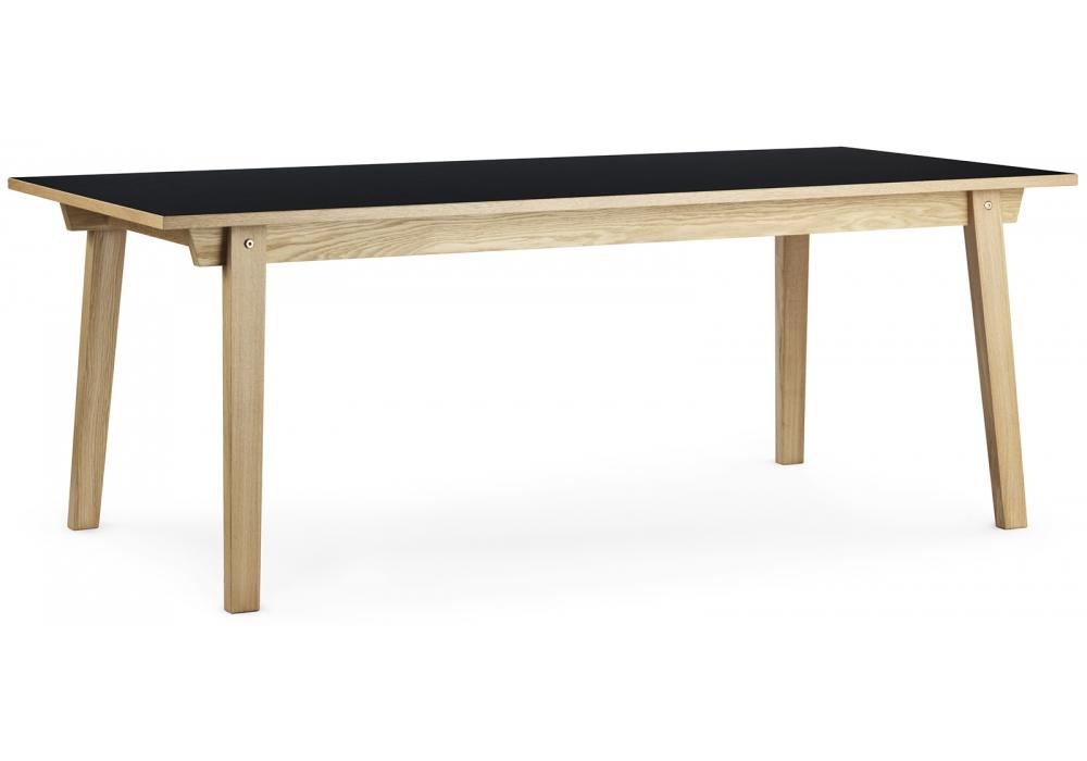 slice linoleum normann copenhagen tisch milia shop. Black Bedroom Furniture Sets. Home Design Ideas