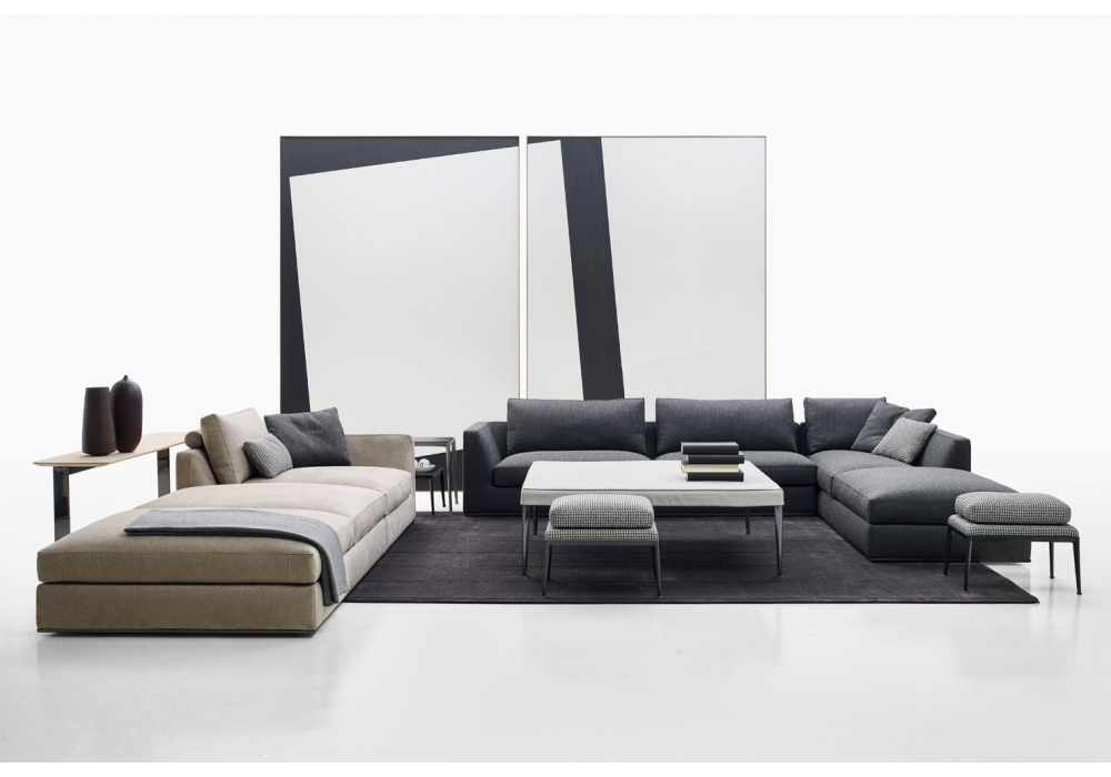 richard b b italia canap milia shop. Black Bedroom Furniture Sets. Home Design Ideas