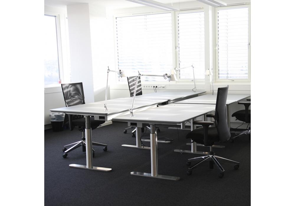 Scrivania ufficio usata campania costruire una scrivania da