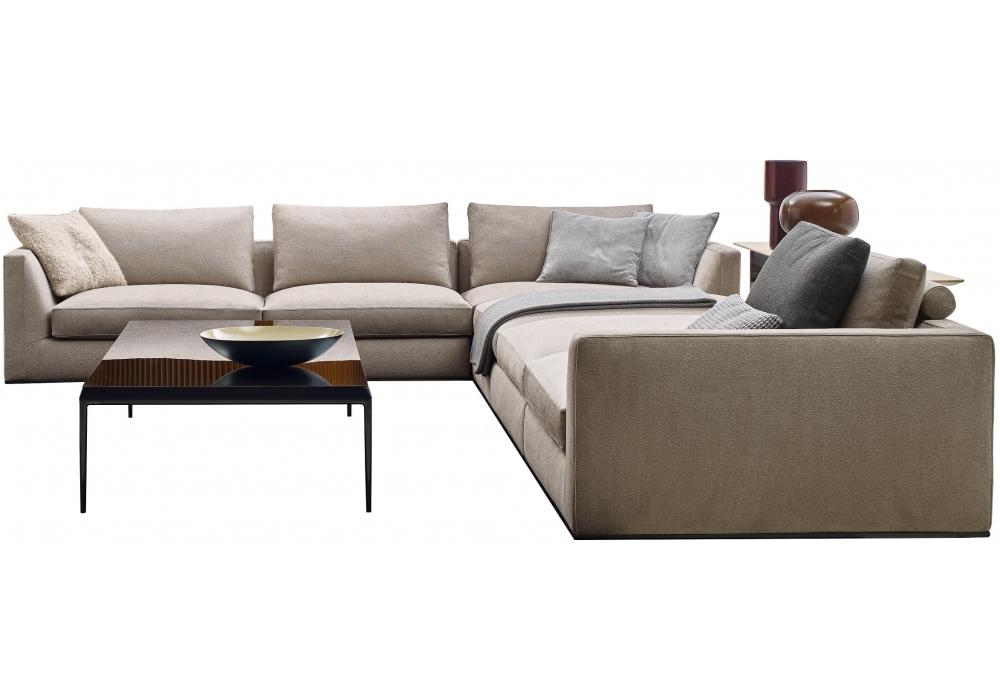 richard b b italia canap milia shop. Black Bedroom Furniture Sets. Home Design Ideas