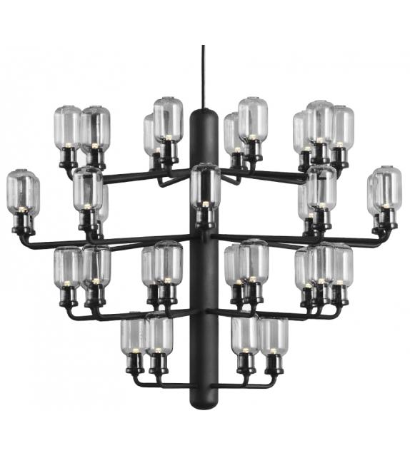 Amp Chandelier Normann Copenhagen Lámpara de Suspensión