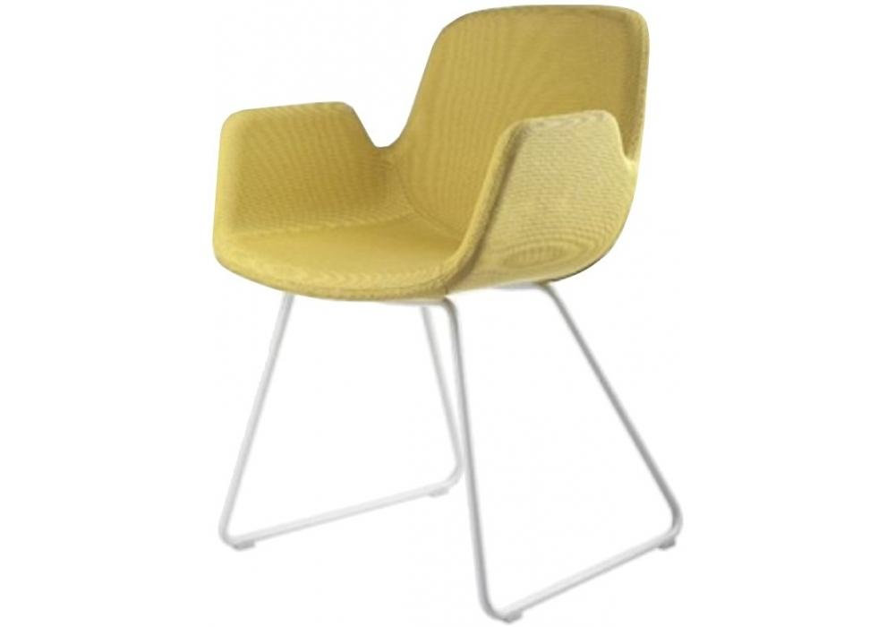 Stuhl mit armlehne gepolstert great clp design edelstahl for Hoher stuhl mit armlehne