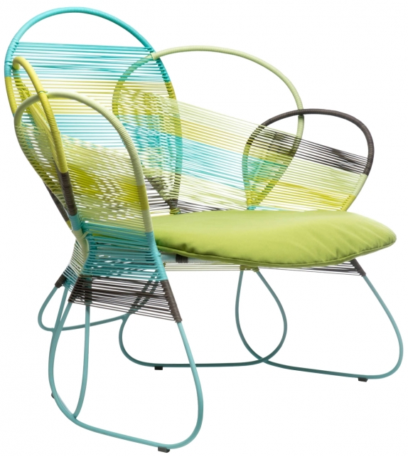 Trame Kenneth Cobonpue Easy Armchair