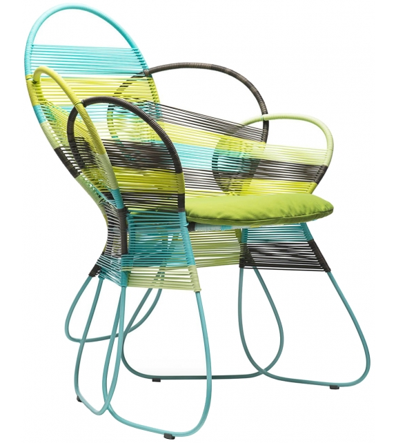 Trame Kenneth Cobonpue Armchair