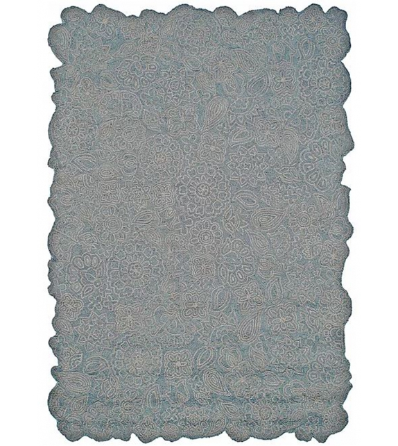 Bisanzio Warli Teppich