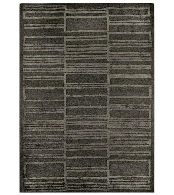 Bauhaus Warli Teppich