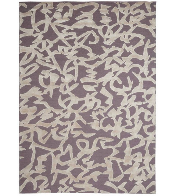 Brush Warli Rug