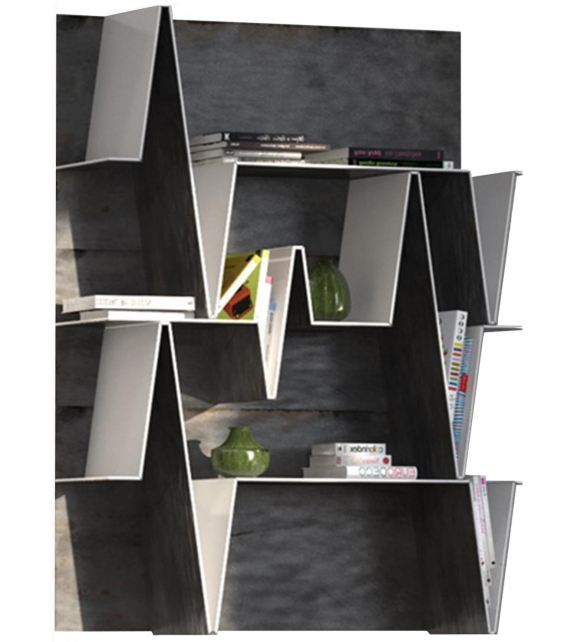Heart Boffetto Vertical Bookcase