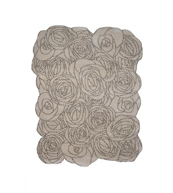 Rosetum Bouquet Nodus Tappeto