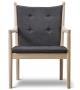 Spoke-Back Fredericia Lounge Chair 1788