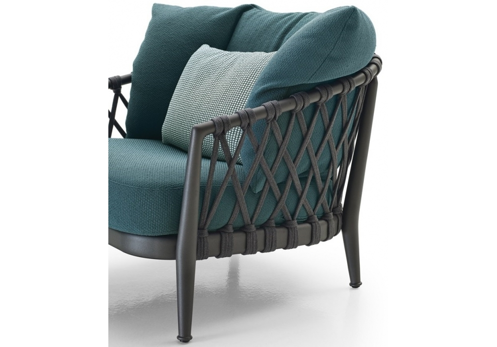 Erica B&B Italia Armchair Outdoor - Milia Shop