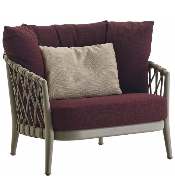 Erica B&B Italia Armchair Outdoor