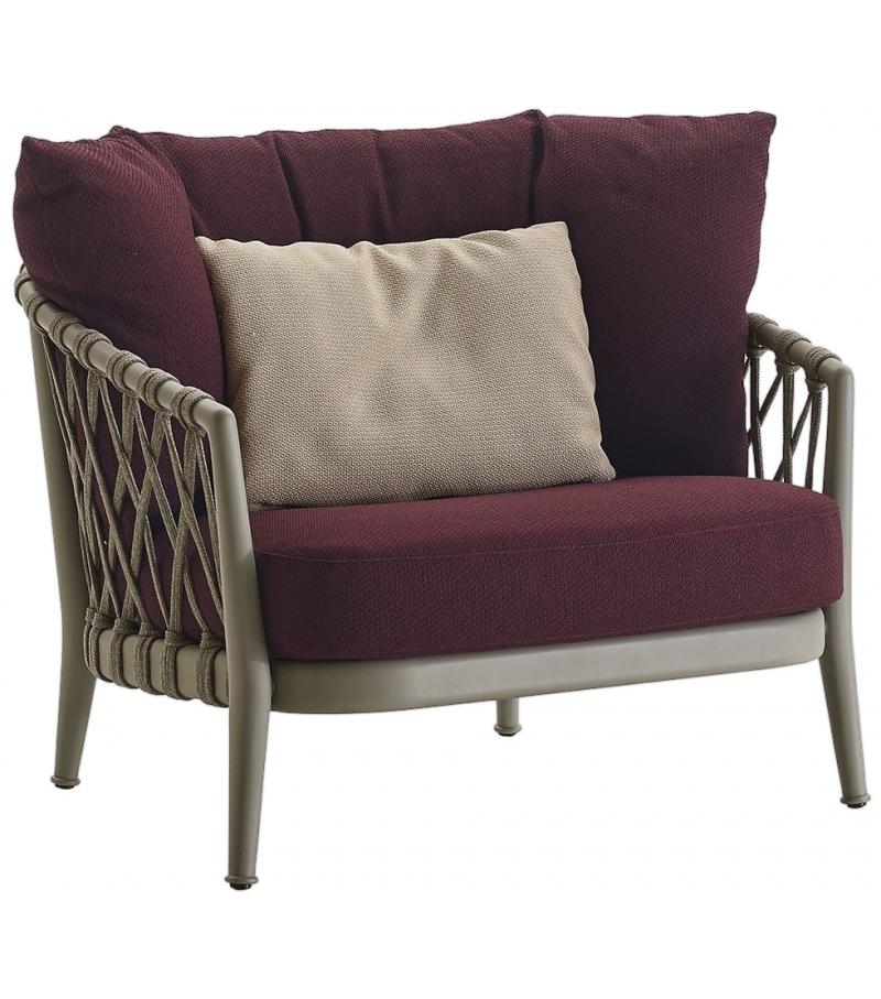 erica b b italia sessel outdoor milia shop. Black Bedroom Furniture Sets. Home Design Ideas