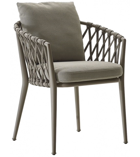 Erica B&B Italia Chair Outdoor