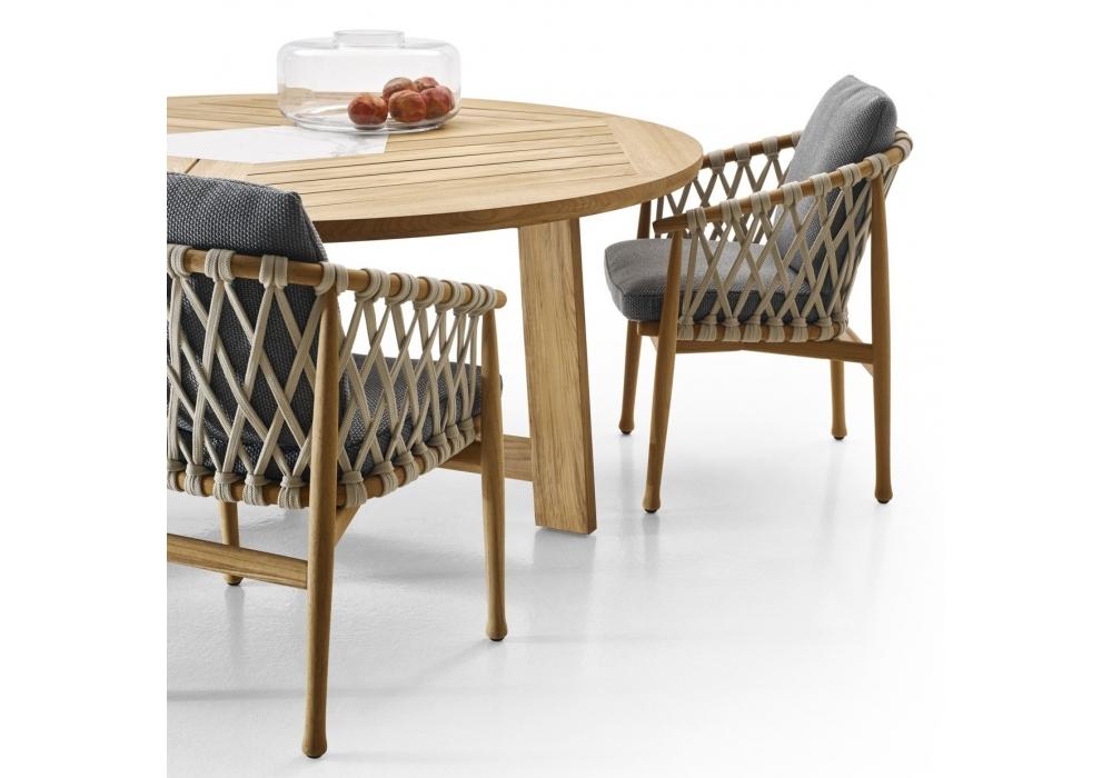 Ginestra b b italia table outdoor milia shop for B b italia outdoor