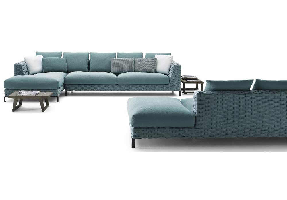 ray b b italia modular sofa outdoor milia shop. Black Bedroom Furniture Sets. Home Design Ideas