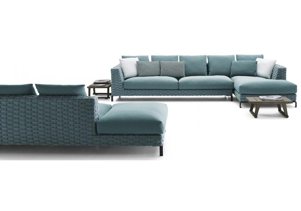 ray b b italia modular sofa outdoor milia shop