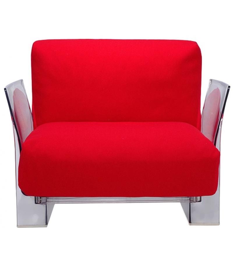 pop cotone trevira fauteuil kartell milia shop. Black Bedroom Furniture Sets. Home Design Ideas