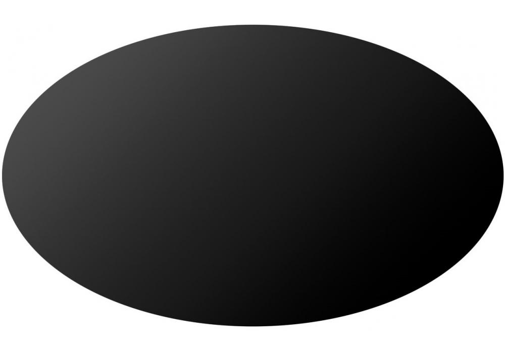 Glossy kartell ovalen tisch milia shop