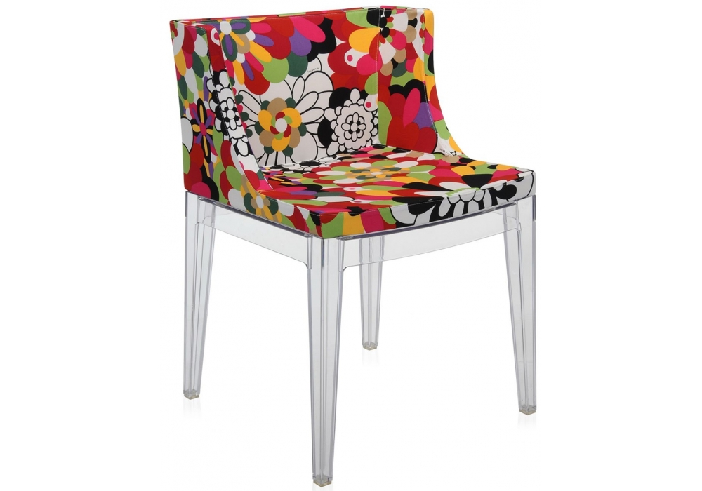 mademoiselle la mode missoni chair kartell milia shop. Black Bedroom Furniture Sets. Home Design Ideas