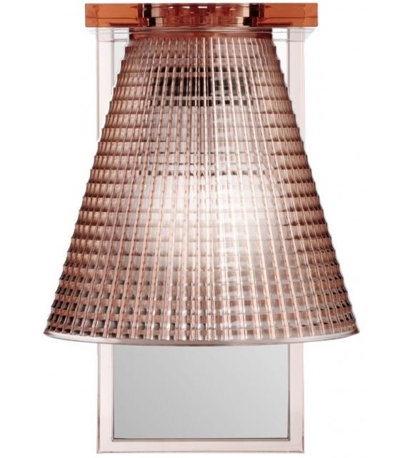Light-Air Sculptured Wall Lamp Kartell