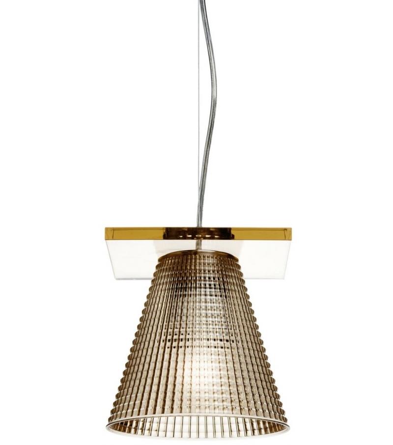 light air sculptured suspension lamp kartell milia shop. Black Bedroom Furniture Sets. Home Design Ideas