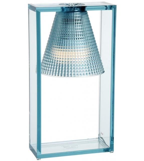 Light-Air Sculturata Lampada da Tavolo Kartell