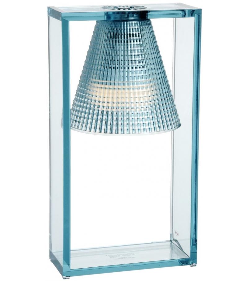 light air sculpt lampe de table kartell milia shop. Black Bedroom Furniture Sets. Home Design Ideas