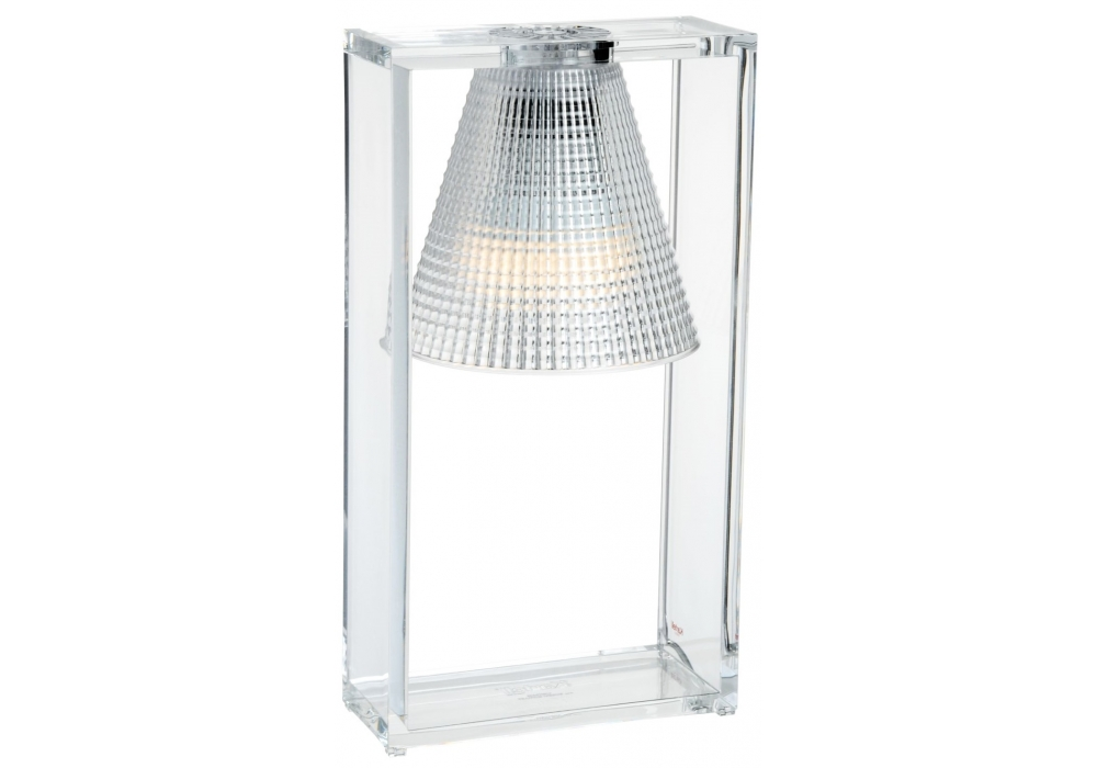 Light air sculptured table lamp kartell milia shop