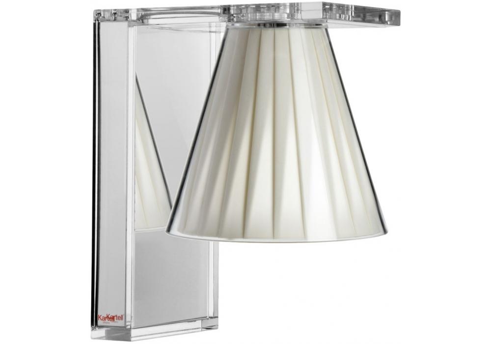 Light air lampada da parete kartell milia shop