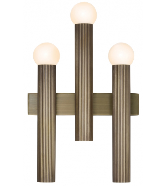 Triptyque CTO Lighting Wall Lamp