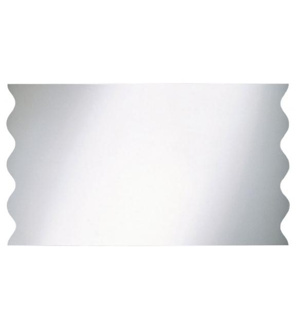 Onda specchio glas italia milia shop for Specchio ondulato