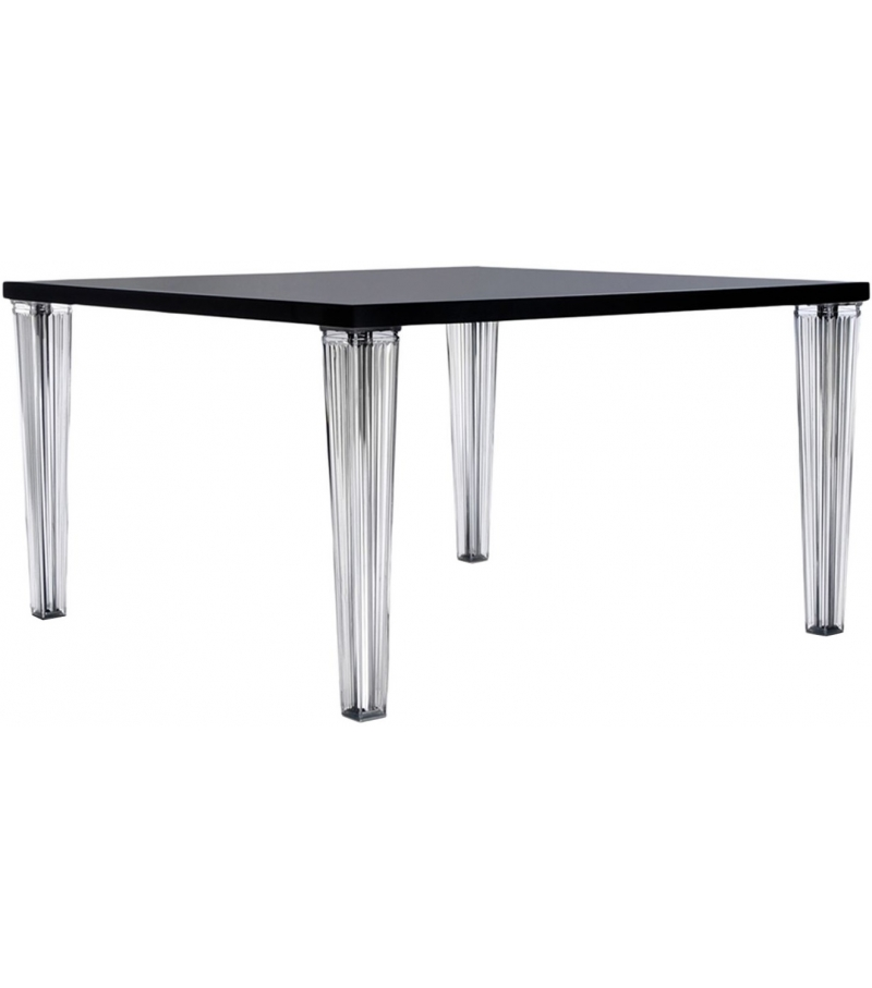 Toptop kartell table with 4 legs milia shop for Table kartell