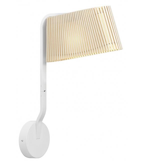 Owalo 7030 Secto Design Lampada da Parete