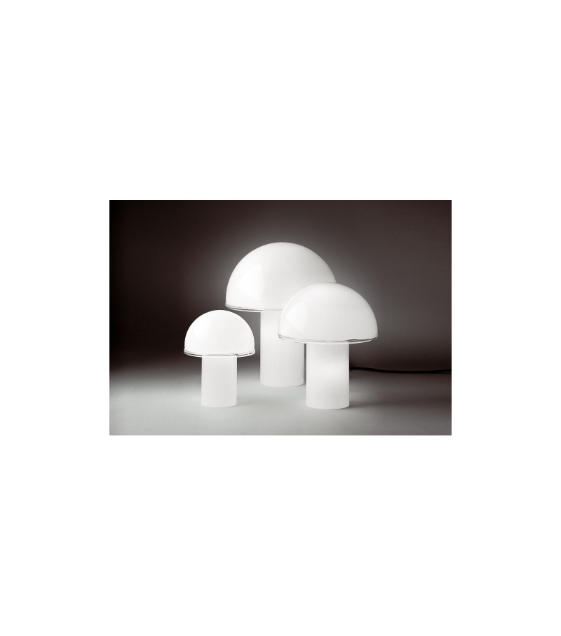 onfale lampe de table artemide milia shop. Black Bedroom Furniture Sets. Home Design Ideas