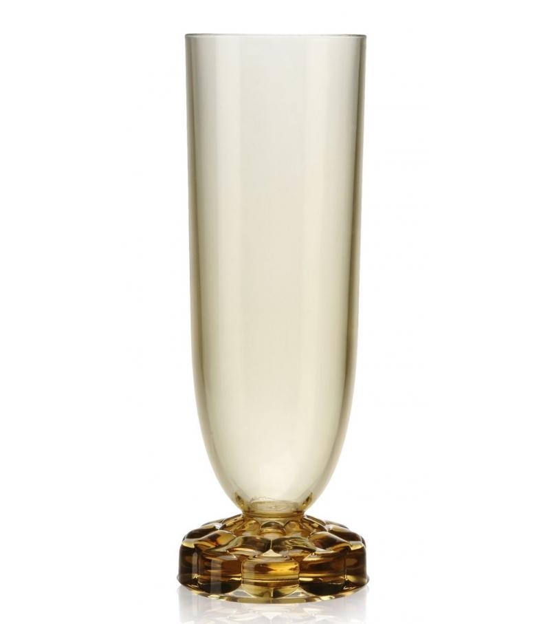 Jellies Family Flute Champagne Kartell