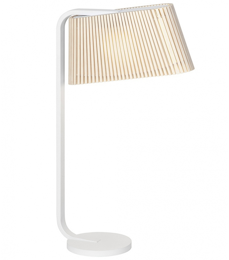 Owalo 7020 secto design lampada da tavolo milia shop - Lampada da tavolo design ...