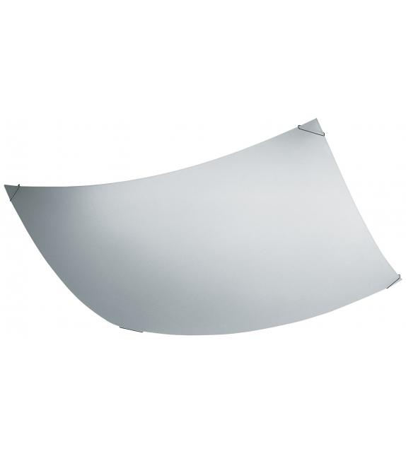 Vibia: Quadra Ice 1128 Wand / Deckenleuchte