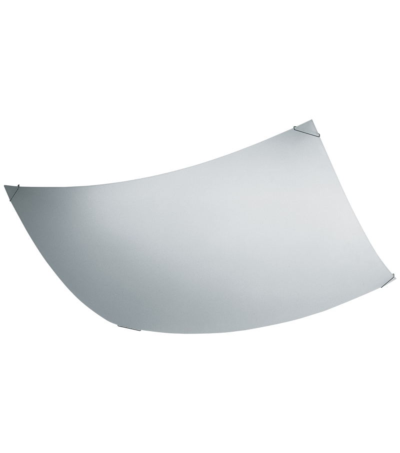 Vibia: Quadra Ice 1132 Wall / Ceiling Lamp