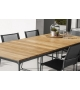 Carver Gloster Table