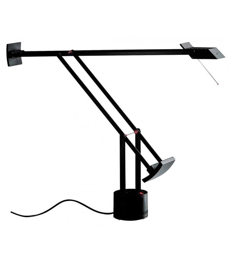 tizio lampada da tavolo artemide milia shop. Black Bedroom Furniture Sets. Home Design Ideas