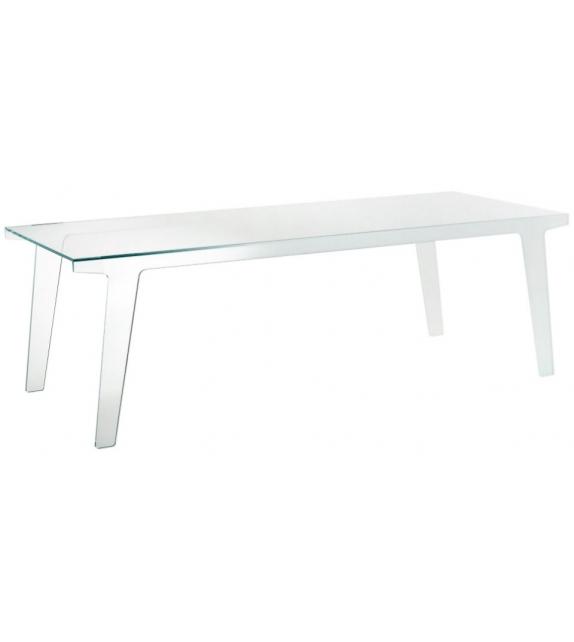 Faint Tisch Glas Italia