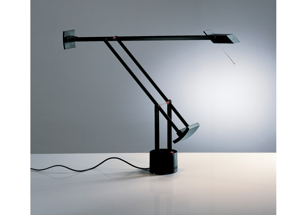 Tizio micro table lamp artemide milia shop - Gloeilamp tizio lamp ...
