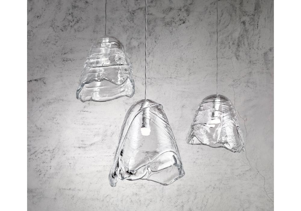 Frozen Lasvit Pendant Lamp Milia Shop
