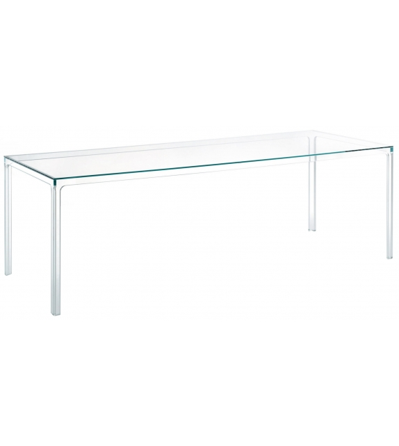 Oscar Table Glas Italia