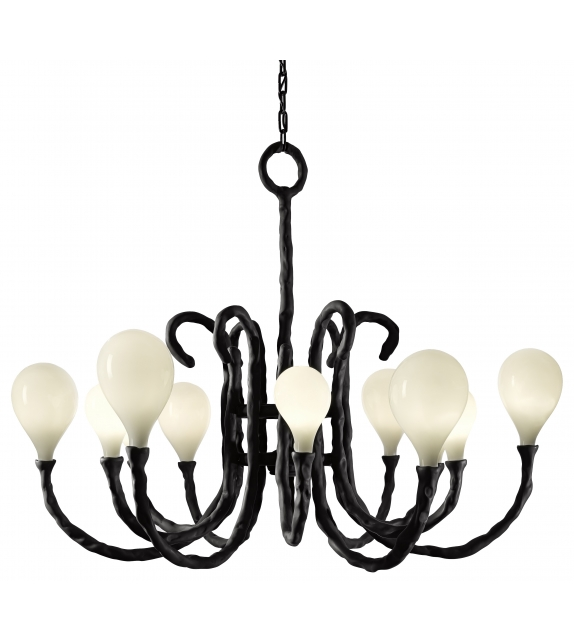 Das Pop Lasvit Chandelier