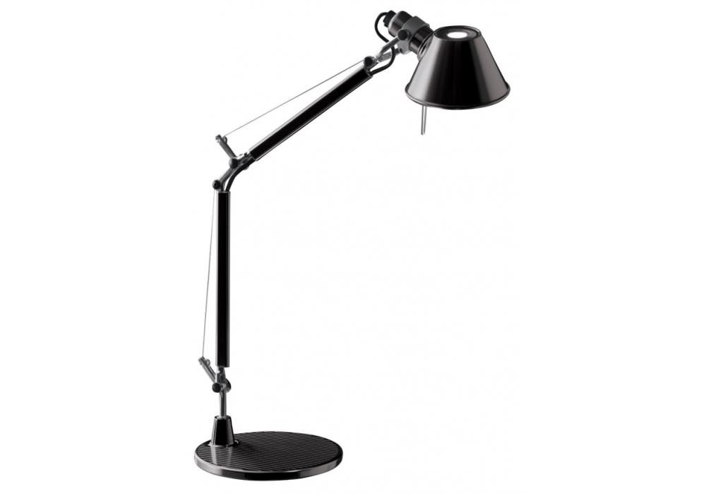 Tolomeo micro artemide lampada da tavolo con base milia shop - Lampade da tavolo artemide ...