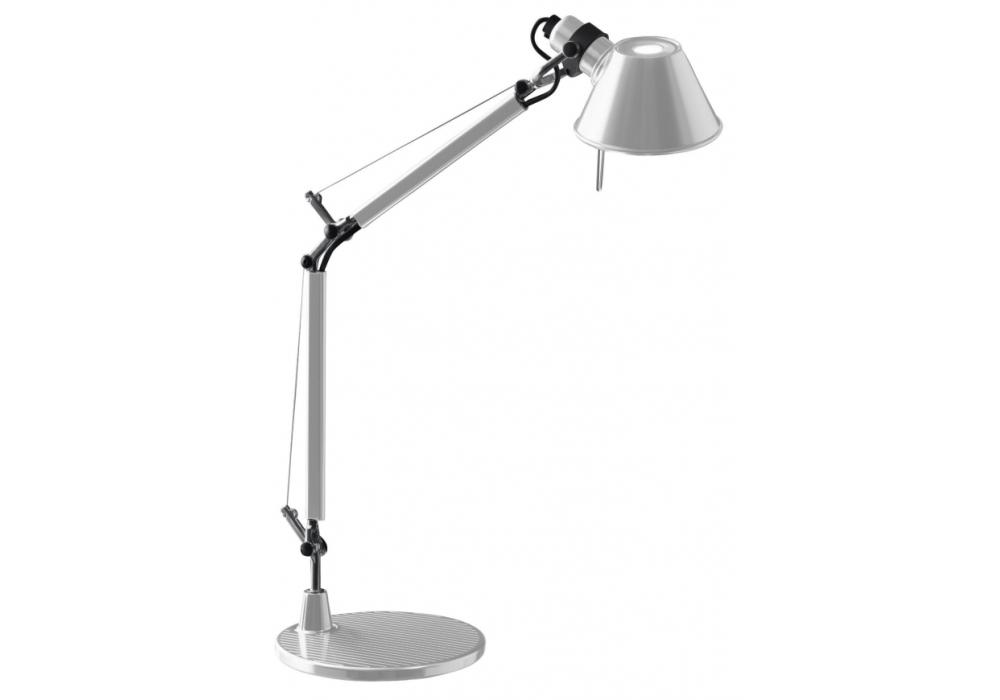 Tolomeo micro artemide lampada da tavolo con base milia shop - Lampada da tavolo tolomeo ...